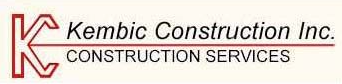 kembrick construction logo