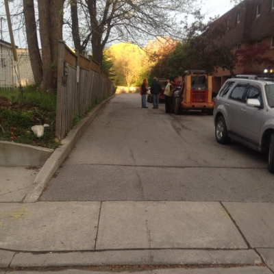 Paving Residential driveway Thornhill Ontario