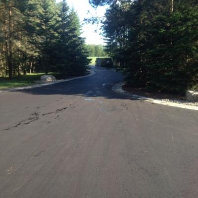 Asphalt Paving Private Driveway Mississauga