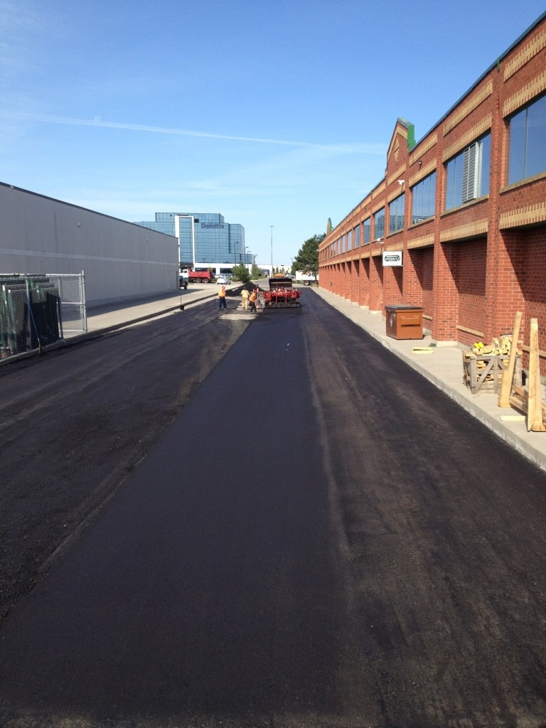 Commercial Paving Company
