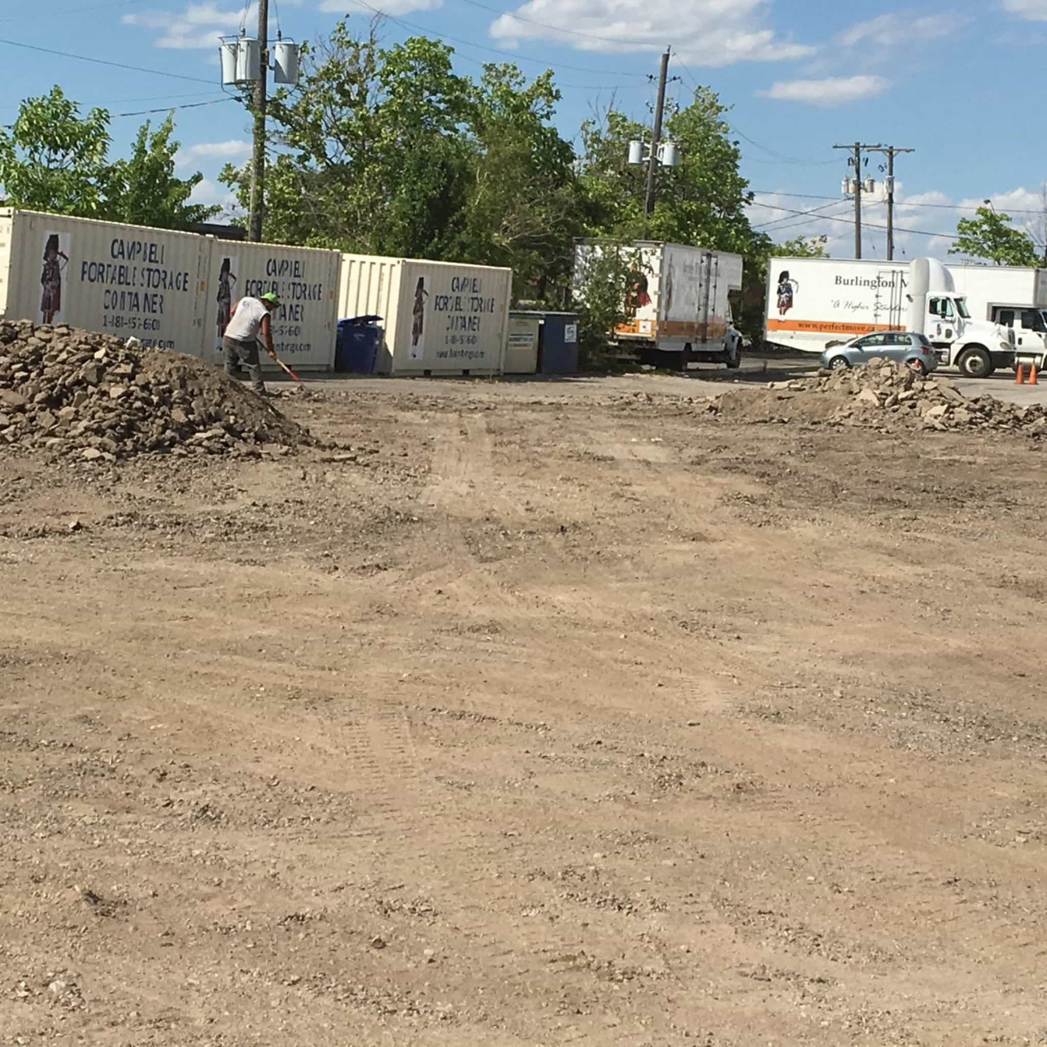 Restoration Asphalt Parking Lot Paving London Ontario