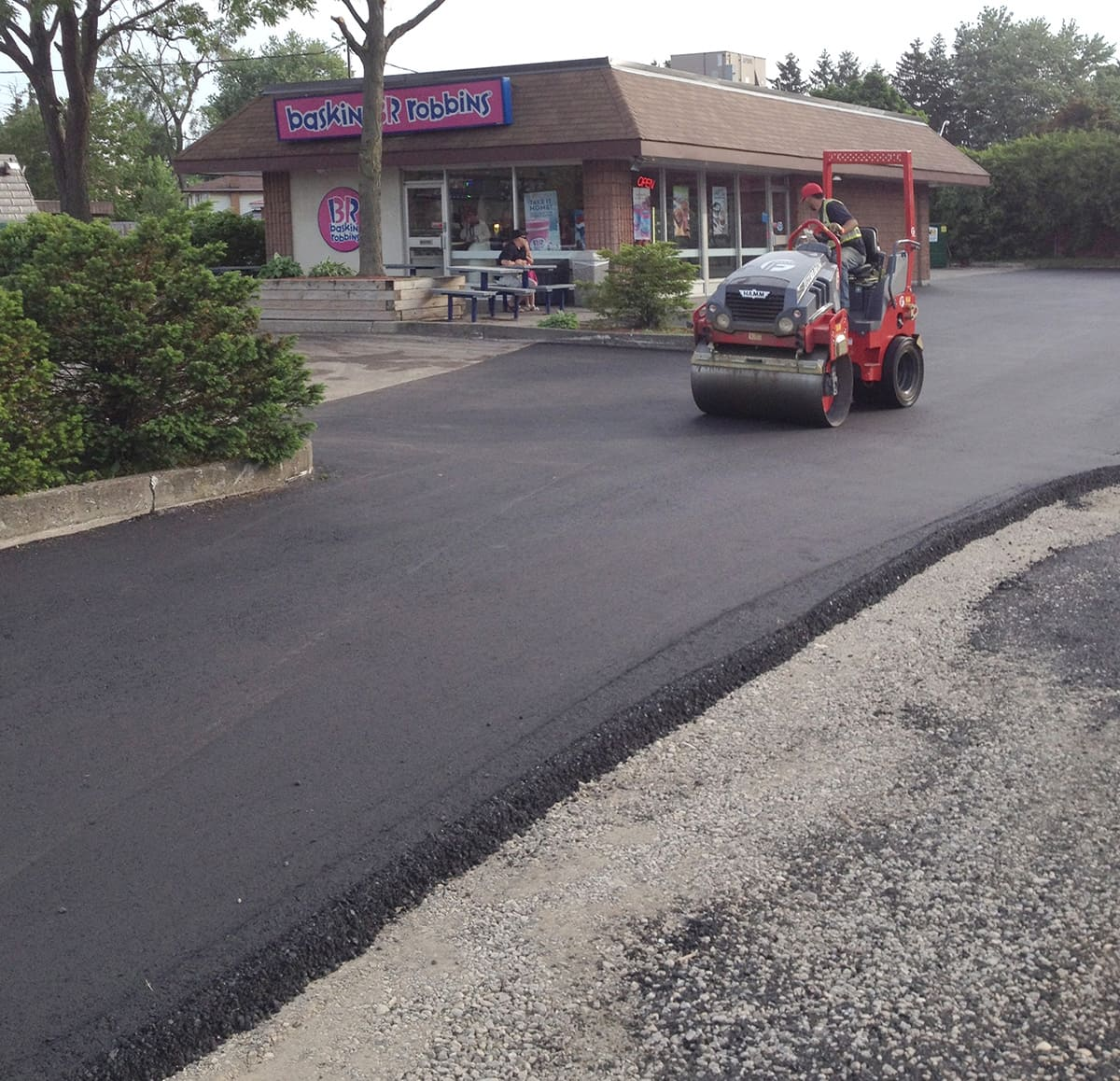 Future Asphalt Paving Parking Lot Restoration